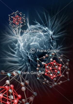 Nanoteilchen in der Medizin, Krebstherapie in der Onkologie - Medical Pictures